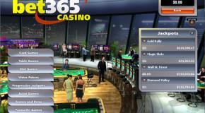 Bet365 Casino Jackpots