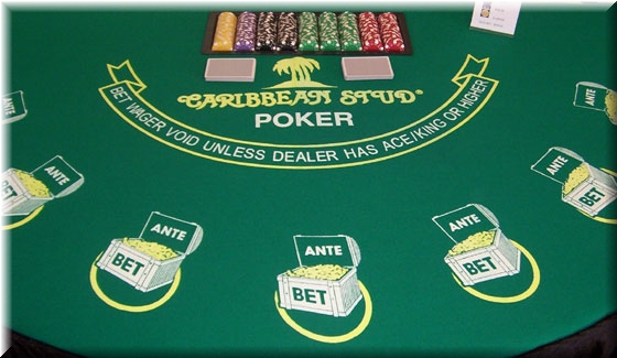 caribbean-stud-poker-table frame