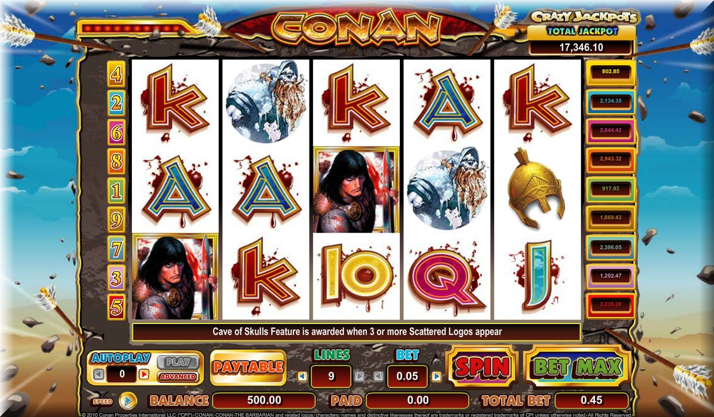 Jackpot.Today – All The Current Online Casino Jackpots – Inter ...