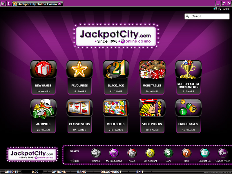 microgaming online casinos