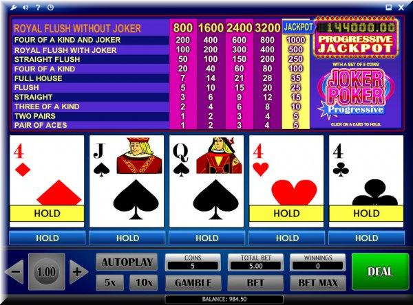 progressive-video-poker frame