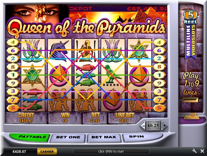 queen-of-the-pyramids frame